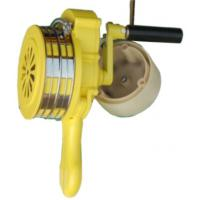 Wholesale LK-100P ABS siren, ABS material hand operated siren, aluminum alloy siren from china suppliers