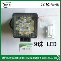 Quality EX200-5 Excavator Work Lights 6000K Waterproof With 13Pcs × 3W Epsitar LEDs for sale