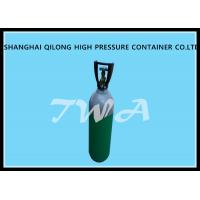 Wholesale High Pressure Aluminium Oxygen Cylinder Lightweight Gas Cylinder Ideal For Wet Gases from china suppliers