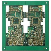 Wholesale 1.6MM FR4 TG170 television four layer pcb board with ENIG finish for project, amplifier from china suppliers