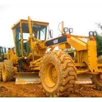 Wholesale 140H Used motor grader caterpillar 2008 from china suppliers