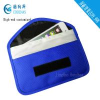 Wholesale Canvas RFID Travel Bags , Mobile Phone Signal Rfid Blocking Wallet from china suppliers