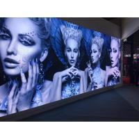 Wholesale Slim Smd Curve Led Display Screen For Tv Station , High Definition Video Screen from china suppliers