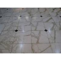 Buy cheap Calacatta White Marble Slab/ Marble Tile/ Countertop from wholesalers