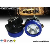 Quality IP68 wireless anti-explosive 4500lux rechargeable led headlamp with single charger for sale