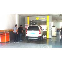 Buy cheap Fast Tunnel Car Washing Machine TEPO-AUTO With High Efficiency from wholesalers