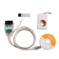 Wholesale VAG Tacho USB V5.0 VDO with 24C32 24C64 VAG TACHO 5.0 VAG Diagnostic Tool from china suppliers