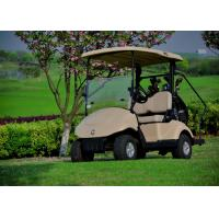 Wholesale Two Seats Electrical Golf Carts For Golf Courses , 48V Battery Operated Golf Cart With CE from china suppliers