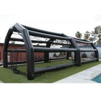 Wholesale Durable PVC Outdoor Inflatable Tent / Baseball Inflatable Batting Cages from china suppliers