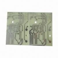 Wholesale Single Side PCB, 1/1oz Copper Thickness from china suppliers