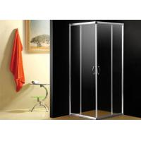 Wholesale Hotel Bathroom Shower Enclosures Square Shower Cabins With Frame CE Ceritificated from china suppliers