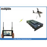 Wholesale Drones Helicopter UAV Video Transmitter Wireless Low Delay HD Narrowband Transmission System from china suppliers