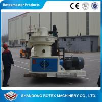 Wholesale 1-1.5Ton Per Hour Saw dust Wood Pellet Machine , Wood Pellet Mill Machine from china suppliers