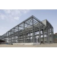 Wholesale Prefab Industrial Steel Buildings With PKPM , 3D3S , X-steel Engineering Software from china suppliers