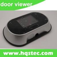 Buy cheap 2.5 Inches TFT LCD display Digital Peephole Viewer with 2.0 Mega-pixels CMOS HD Sensor HQS-700 from wholesalers