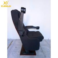 Wholesale Foldable Armrest Tip Up VIP Cinema Seating With High Cushion PP Shell Economic from china suppliers