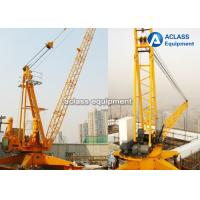 Wholesale Industrial Roof 24m Boom Derrick Crane 2.0t Tip Load 150-200m Max. Height from china suppliers