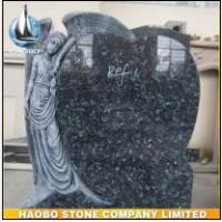Wholesale Blue Pearl HQ Tombstone from china suppliers