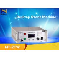 Wholesale 110V 220V Medical Oxygen Source Ozone Generator water treatment Air Purifier/Medical research/ozone generator from china suppliers