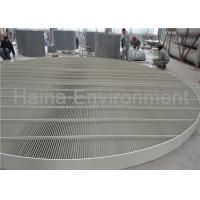 Wholesale Dust Collector Equipment Mist Eliminator Demister With Corrugated Shape Blade from china suppliers