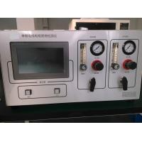 Quality Cable Flammability Tester Color Standard With Mass Flow Control Set for sale