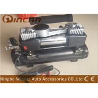 Wholesale Tank Air Source Kit Fast Fill 120 Psi 12V Air Compressor with tank from china suppliers