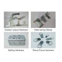 Quality Custom Metal Stamping Parts Folding Tables And Chairs Stamping Part for sale