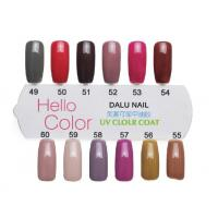 Wholesale NP-4102 Colorful Nail Art Polish LED UV Gel 15ml 5oz Soak Off Lacquer from china suppliers