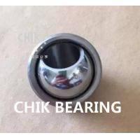 Wholesale Chrome Steel Radial Spherical Plain Bearings For Hydraulic Excavators , CE ISO 9001 from china suppliers