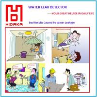 BAD RESULTS CAUSED BY LEAKAGE