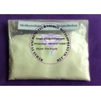 Wholesale Steroid powder Methenolone Acetate half-life injectable dosaging for bodybuilding from china suppliers