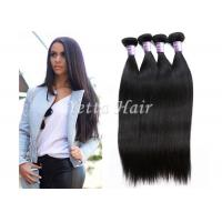 Wholesale 8inch - 30Inch No Lice Soft Straight Virgin Peruvian Hair Weave Tangle Free Hair from china suppliers