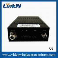 Wholesale Black COFDM NLOS long range HD Video Wireless Transmitter for police and army management from china suppliers