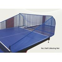 Wholesale Smooth Table Tennis Accessories / Ping Pong Catch Net For Personal Training 63*153*58CM from china suppliers