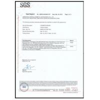SHENZHEN ANYWORLD COSMETIC CO., LTD Certifications