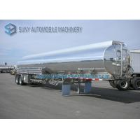 Wholesale High Capacity DOT Ellipse Two Axle Oil Tank Trailer 35000L Without Painting from china suppliers