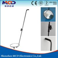 Wholesale Diameter 30cm Car Under Vehicle Inspection Mirrors With Torch For Security Checking from china suppliers