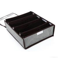 Buy cheap Bamboo Charcoal Transparent Underwear-storage Case (with Cover) from wholesalers