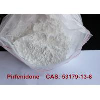 Wholesale Pirfenidone Pharmaceutical Raw Materials , Anti Inflammatory Powder Supplements  from china suppliers