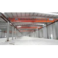 Wholesale OEM Double Girder Overhead Bridge Cranes With Hydraulic Brake from china suppliers