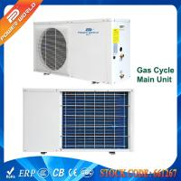 Wholesale 6.8kw Mini Air Source Water Heater Built-in Water Pump for 500L Domestic Hot Water from china suppliers