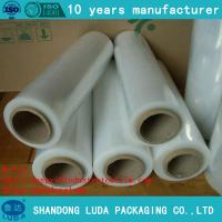 Wholesale Hand and Machine Stretch Shrink Wrap Film pre stretch 280% cling wrap film from china suppliers