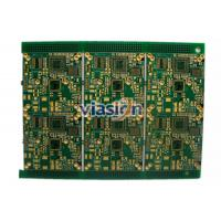 Wholesale 10 Layer FR4 TG180 Immersion Gold HDI PCB With SBU , Printed Circuit Boards from china suppliers
