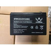 Wholesale 12v 10ah Gel Lead Acid Battery Deep Cycle Long Service Life Good Discharge Performance from china suppliers