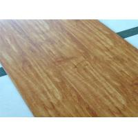 Wholesale CE DIY Textured Laminate Flooring , Maple Wood Laminate with Small Embossment from china suppliers