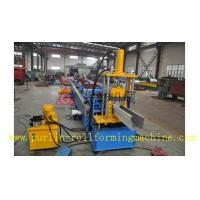 Wholesale Professional Rainwater Seamless Gutter Machine High Speed Gutter Roll Forming Machine from china suppliers