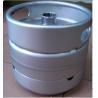 Buy cheap 10L Slim draft beer keg stackable from wholesalers