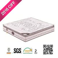 Wholesale European super bamboo king size mattress, queen size mattress cheap, mattress sizes from china suppliers