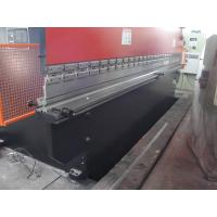 Quality Carbon Steel Metal Frame 200 Ton Hydraulic Press Brake Machine With 47 Years Making History for sale