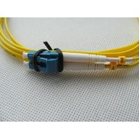 Wholesale Single Mode LC Duplex Optical Fiber Patch Cord DP SM LC-LC 0.9mm 2.0mm 3.0mm Cable from china suppliers